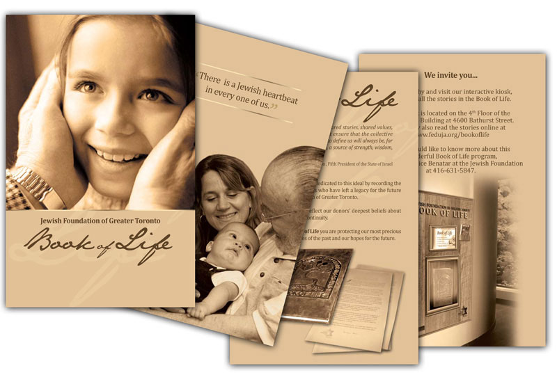 UJA Program Book of Life